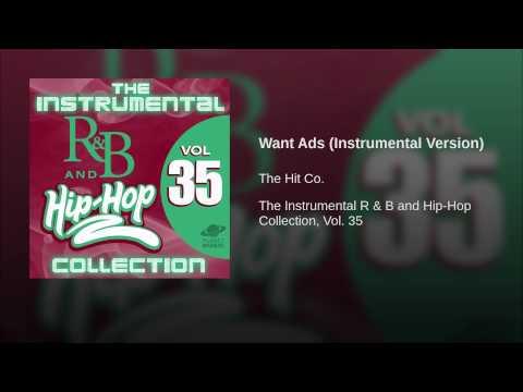 Want Ads (Instrumental Version)