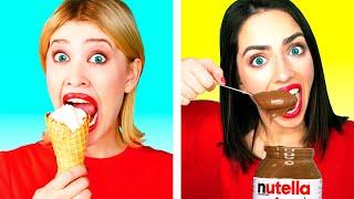 КОГДА ЕДА - ЭТО ЖИЗНЬ   А ты любишь поесть? Знакомые ситуации от Ideas 4 Fun