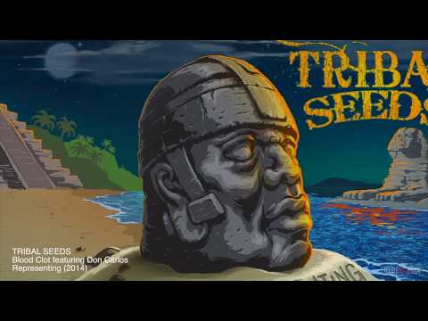 "Tribal Seeds - NEW SONG ""Blood Clot"" feat Don Carlos (OFFICIAL) Lyric Video"