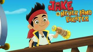 Фото Заставка к мультсериалу Джейк и пираты Нетландии / Jake And The Never Land Pirates Intro