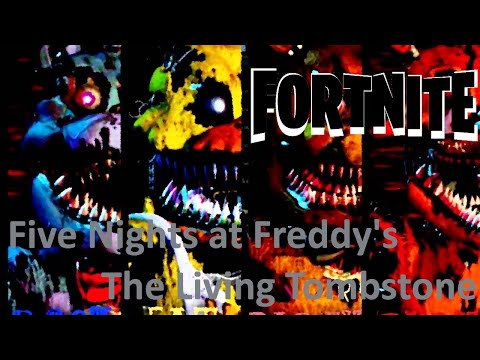 Five Nights At Freddy's 1 Song - The Living Tombstone | Fortnite Music Blocks Cover