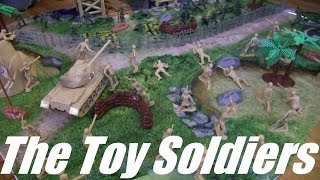 Hulyan and His Toy Soldiers :-)