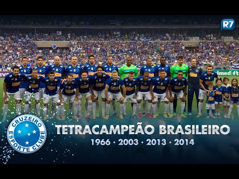 Cruzeiro - Brasileirão 2014