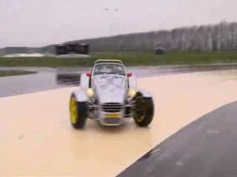 Donkervoort Discovery Channel