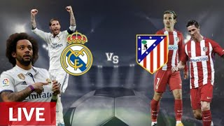 LIVE STREAMING REAL MADRID vs ATLETICO MADRID | EUROPA SUPER CUP 2018