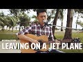 Download Leaving On A Jet Plane - John Denver ( The Captain Cover ) Download Lagu Mp3 Terbaru, Top Chart Indonesia 2018