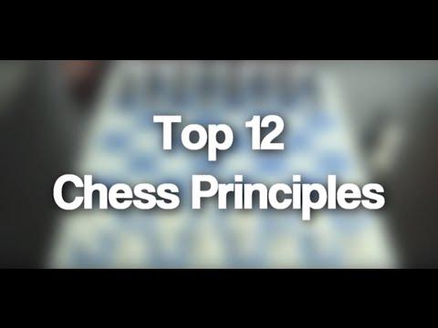 13 - Top 12 Chess Principles | Chess