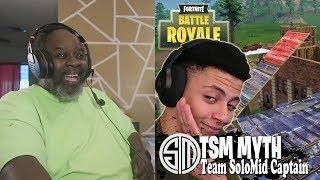 Dad Reacts to the Best Fortnite Player #2! (TSM Myth) - Best of TSM Myth! - Ninja or Myth?