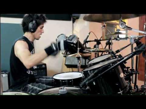 Avenged Sevenfold - God Hates Us - Drum Cover by Rafa Dachary