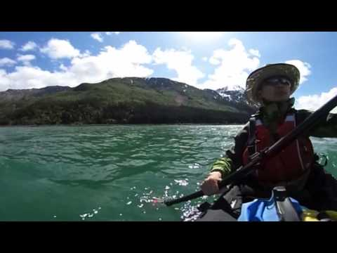 Yukon River, 360° VR, Kayak Source to Bering Sea, Pacific Migration