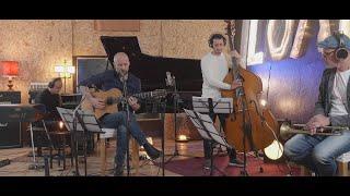 Joe Barbieri - La Giusta Distanza ft. Fabrizio Bosso (live in studio)