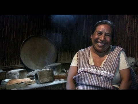 How to make tortillas - Guatemala