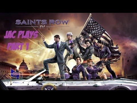 Kieth David Is My VP: JAC PLays: Saints Row 4