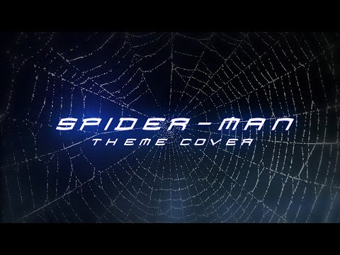 Spider-Man Main Titles Danny Elfman (Cover)