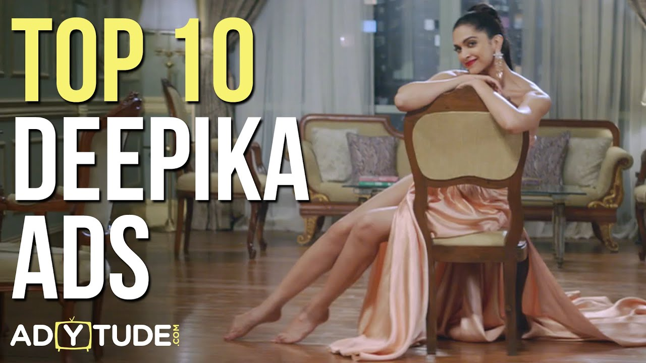 Top 10 Deepika Padukone Ads I Best Deepika Commercials I ...