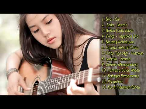 Best Lagu Malaysia Paling Enak di Dengar Saat SantaiLagu Malaysia Lama Sedih Gitar Instrumental