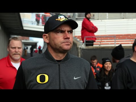 Time to Schein: Mark Helfrich out at Oregon