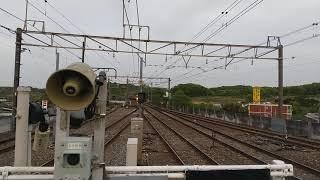 京王9000系 9791編成+都営新宿線 10-400形
