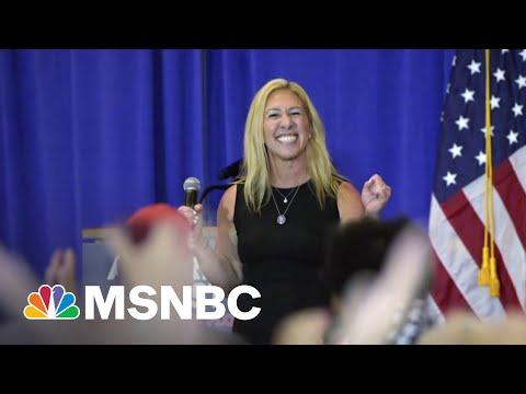 Marjorie Taylor Greene 'Brings The Behavior of Trump Rallies' To Congress