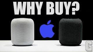 Why Buy The Apple Homepod Speaker?