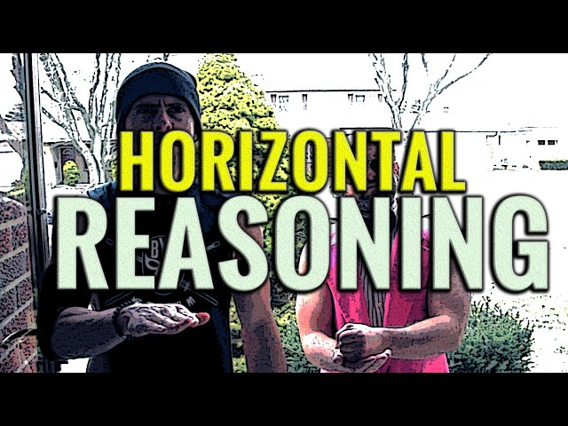 The Following Announcement - Horizontal Reasoning