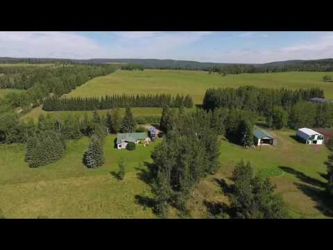 Beautiful 155 acres in Alberta's West Country for sale