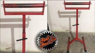 DIY| Soporte de Rodillo para Cortadora de Metal