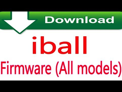 How To Free Download Iball Firmware (all Models)