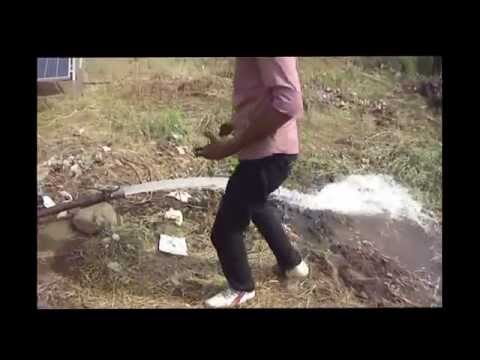 Solar Powered Pump Compilation In East Asia