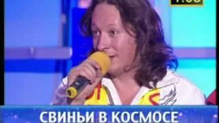 Эд Шульжевский изъясняется языком поросенка