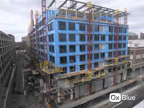 Residence Inn Fenway: Time-Lapse Video of Hotel Construction