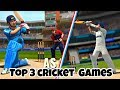 Top CRICKET Games Android 2018