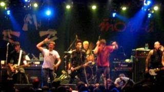 Anti-Flag - Turncoat (Live in Moscow, 2009)