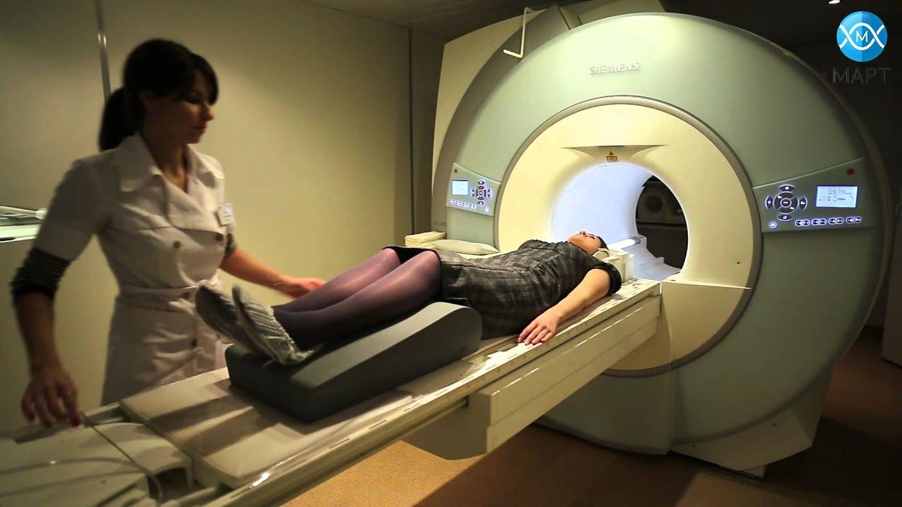 Где можно пройти магнитную томографию позвоночника