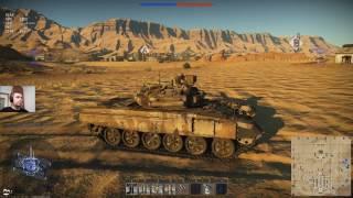 War Thunder Приколы 1 Апреля - Т90А Владимир