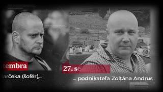 Rok po vražde Jána Kuciaka a Martiny Kušnírovej