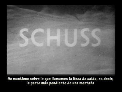Clases de esquí con Otto Lang