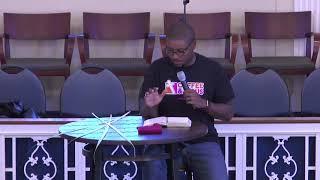 """""""Praising Through A Pandemic"""" - Pastor Wallis Baxter III"""