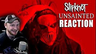 SLIPKNOT: UNSAINTED  REACTION & NEW Masks Impressions