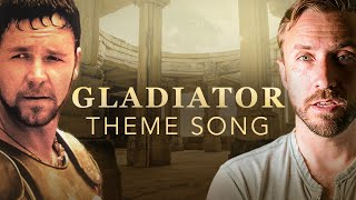 Gladiator Theme Song - Now We Are Free - Peter Hollens - Lisa Gerrard