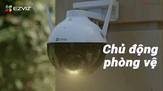 Ezviz C8C Camera Thông Minh Ngoài Trời - Anh Duy ICT