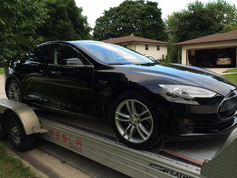 Tesla Motors Model S: BATTERY FAILURE!!!  TESLARATI.com