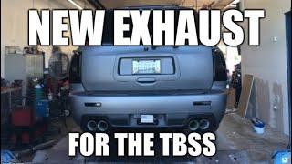 Video Installing SLP Exhaust On My TBSS download MP3, 3GP, MP4, WEBM, AVI, FLV Agustus 2018