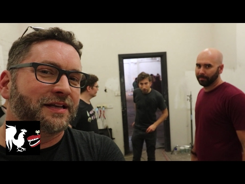 Burnie's Vlog at RTX Sydney | Rooster Teeth from YouTube · Duration:  8 minutes 27 seconds