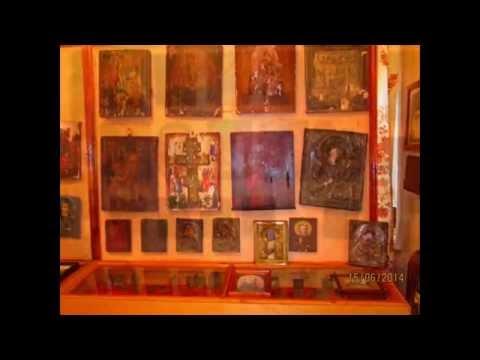 Керенский Тихвинский мужской монастырь. Вадинск. Пензенская область