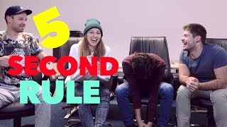 5 SECOND RULE | Challenge ft. SillyToons