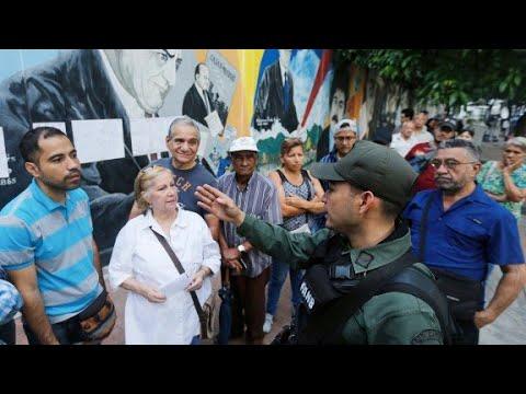 Venezuelan candidate shot dead before election