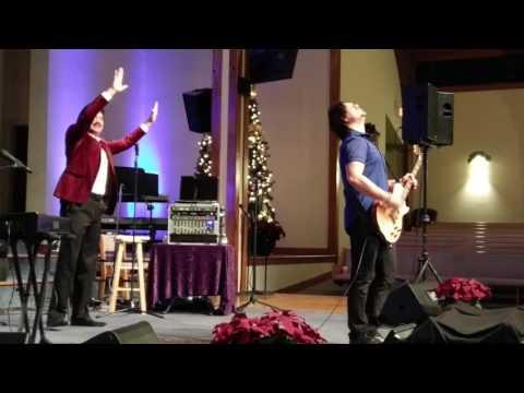 Josh Parker Days of Elijah live with Ivan Parker  Roanoke VA 12/1/16