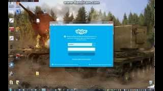 Неверный пароль в Skype?(Добавляйте меня в друзья в VK-http://vk.com/p_s__mikolaks_tankistik Мой скайп-nick20247 Всем спасибо за просмотр! Ставте пальцы..., 2014-07-08T11:05:00.000Z)