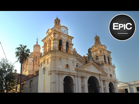 Córdoba: Catedral & Iglesias / Cathedral & Churches of Córdoba - Argentina (HD)
